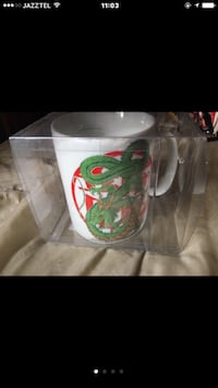 Taza dragon ball z Madrid, 28031