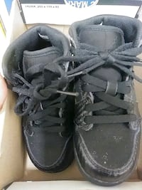 pair of black Nike high-top sneakers Oakland, 94605
