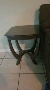 black and gray wooden table Fort Worth, 76148