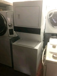 GE Spacemaker 27 inch wide washer and dryer Electr Bronx, 10459