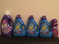 NEW All Laundry Detergent Bundle Jacksonville, 28546