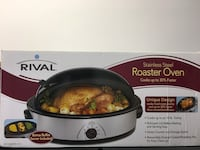 Retails on Amazon for $106 Bonus buffet server not sold with other versions Toronto, M4P 1E2