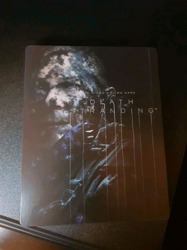 Ps4 Death Stranding steelbook+disc 75d7f88f-3ec7-4ab4-8331-4bb1c1cb4f52