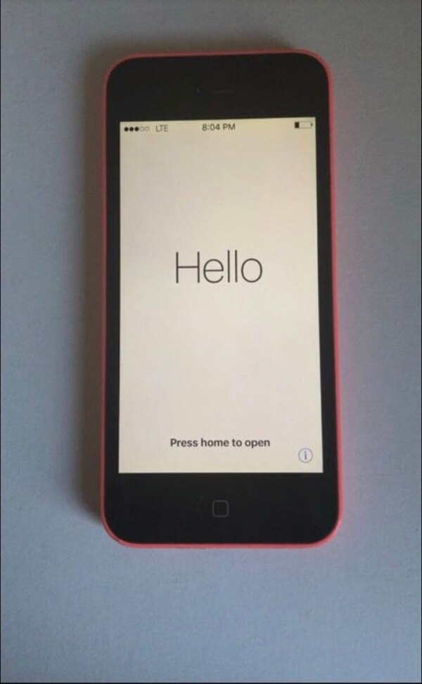 black and red HTC android smartphone