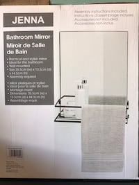 Bathroom Mirror Kitchener, N2P 1R7