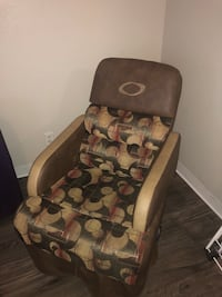small couch for sale, asking for 45 but will take best offer if given one!  Albuquerque, 87108