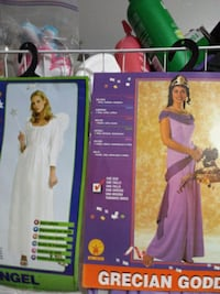 Angel and Grecian goddess Halloween costumes  Surrey, V3W 2Z4