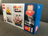 Lego 40290 60 Years Lego Brick Brescia, 25128