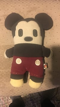 Authentic Mickey Mouse Plush Toy
