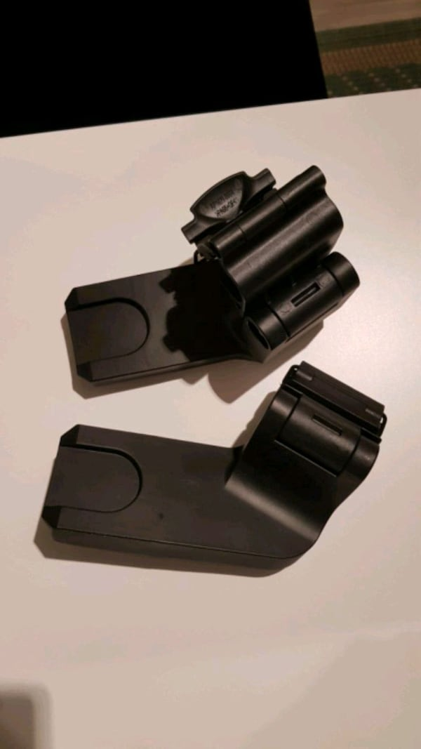 OEM gb Pockit Go All City Infant Car Seat Carrier Adapter Attachments  7789913a-fa7f-453b-856f-fca88f6a0871