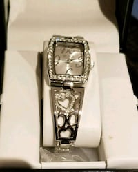 Beautiful dress Watch with hearts in bling Cobourg, K9A