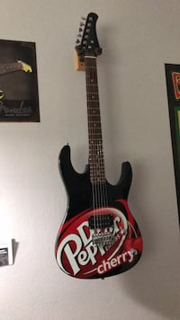 Dr. Pepper Electric Guitar *WORKS PERFECT* North Palm Beach, 33408