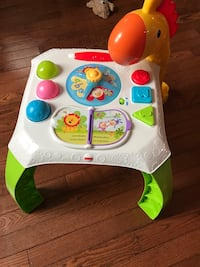 Fisher Price Activity Table  London, N6H 1K8