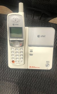 At&t Cordless Telephone 2.4 GHz