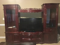 Antique Entertainment set
