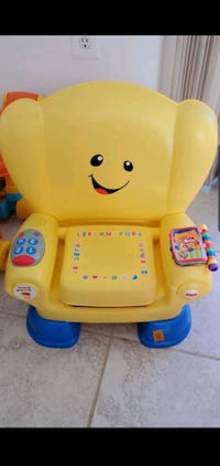 toy learning chair  Fort Meade, 20755