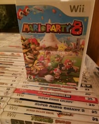 Mario Party 8 for Nintendo Wii  Vaughan, L4L