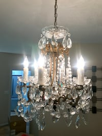 CRYSTAL CHANDELIER WASHINGTON