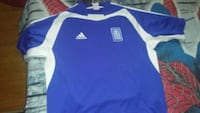 blue and white Adidas jersey shirt Laval, H7P 3N6