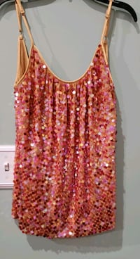 Sequined Tank