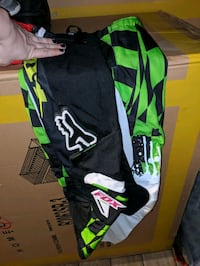 Kids fox racing pants