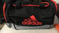 adidas orange and black duffle bag Mount Royal, 08061