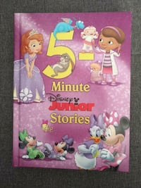 Disney Junior Stories Book Hamilton, L9C 7R1