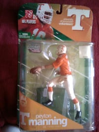 Payton Manning Tennessee of Volunteers College Foo Albuquerque, 87123