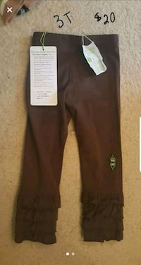 Girls Leggings.  New.  2T/3T.  See list. brand  name Edmonton, T6M 2G7