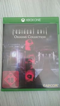 Resident Evil Origins Collection Xbox One Oyunu Istanbul