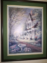 Cottage artwork Niagara Falls, L2G 2P9