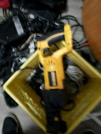 Dewalt cordless saw all needs charger TX  [TL_HIDDEN]