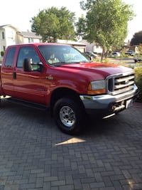 2001 Ford F-250 Mississauga