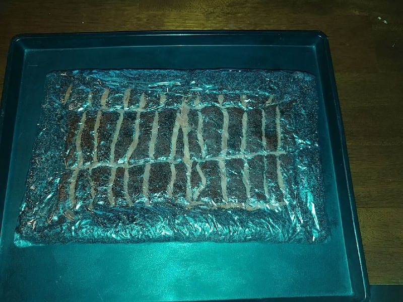 Brownies with pecans  46eac781-0f1b-479f-be4f-79f10f355317