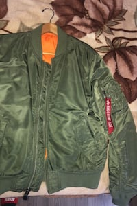 Alpha Industries Bomber Jacket XL Toronto, M5V 0E8