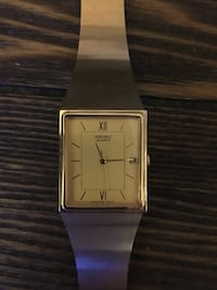 Seiko watch gold Quinte West, K0K 2C0