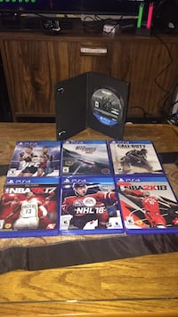 PS4 Games | $15 each obo Vancouver, V5W 3M7