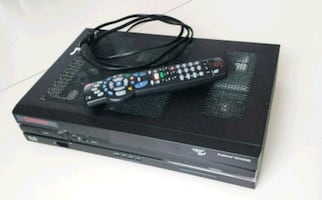 Rogers HD8642 PVR. 500Gb inside.