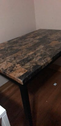 black and brown wooden table London, N6E 1V9