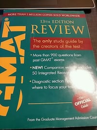 GMAT 13th edition REVIEW