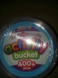 Brand new Activity bucket package Providence, 02904