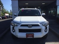 2016 Toyota 4Runner SR5 Premium V6 CARFAX Low Miles SUV Navigation Vancouver, 98662