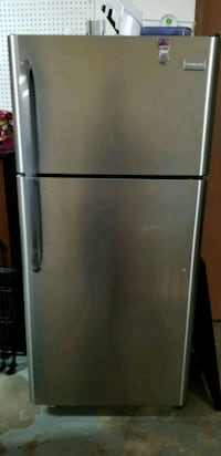 Stainless Steel Frigidaire Refrigerator  Redford Charter Township, 48240