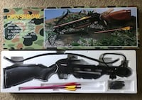 Crossbow new in box Man Kung MK-150A1PB Gainesville, 20155
