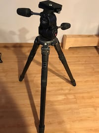 Gitzo GT3530LS Tripod with Manfrotto Head