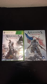 Assassins Creed 3 Xbox 360 (Plays on Xbox One) Norfolk, 23509
