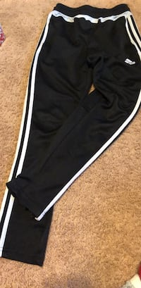 black and white Adidas track pants Mechanicsville, 20659