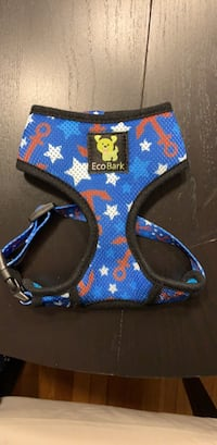 Eco Bark Dog Harness, small. Never Used.