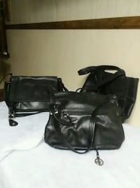 3 Giani Bernini Black Handbags  Essex, 21221