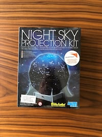 Night sky projection kit - kidz Labs Muratpaşa, 07160
